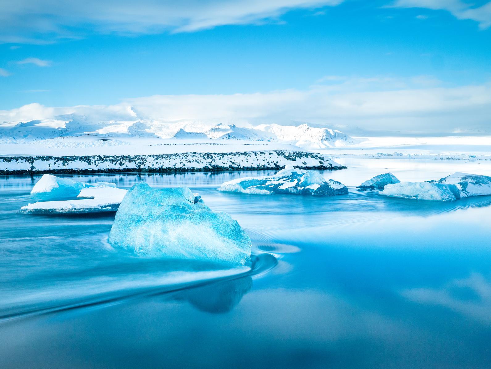 Réservoir de transport de glace carbonique de White Lion