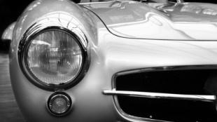 Restauro delle auto d'epoca