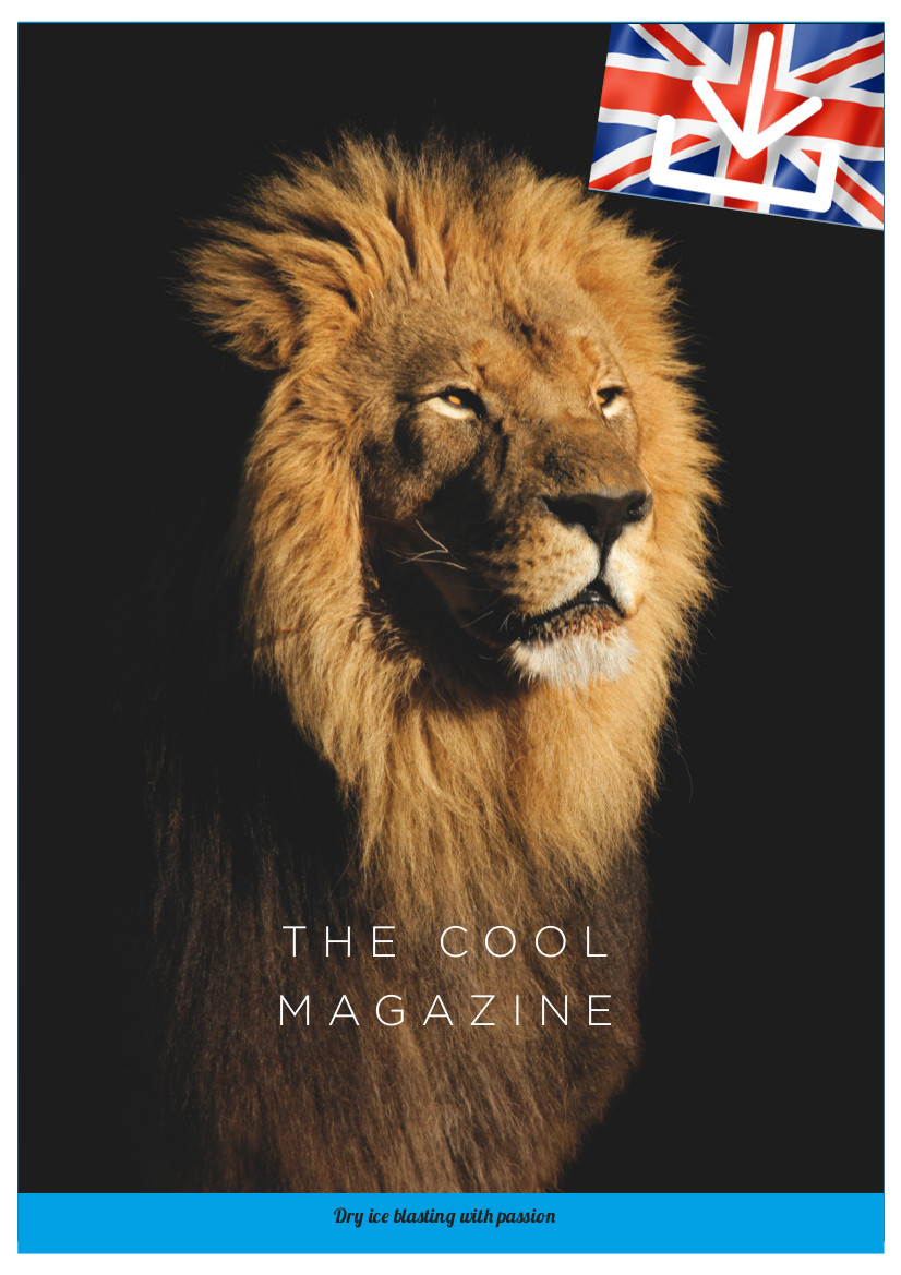 White Lion The Cool Magazine Download en