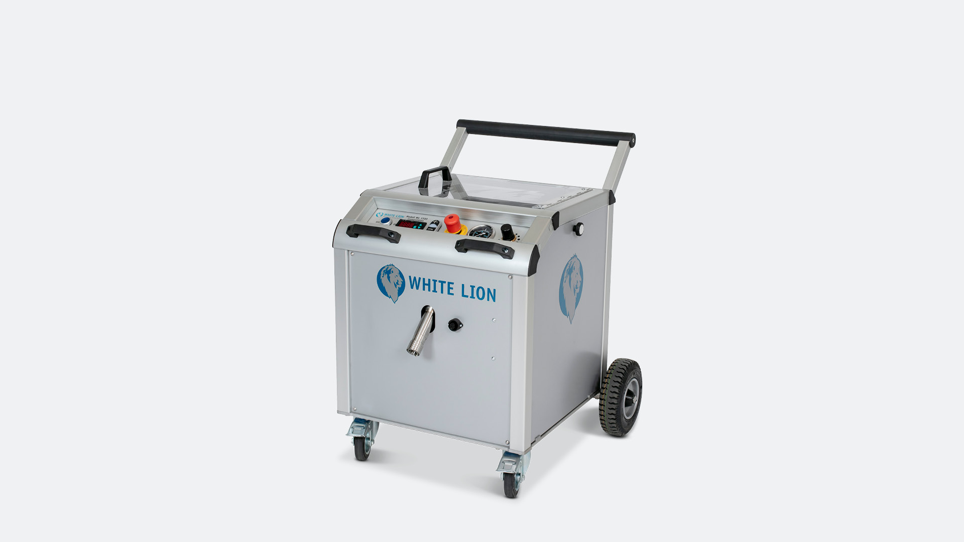Trockeneisstrahlgerät WL 1500