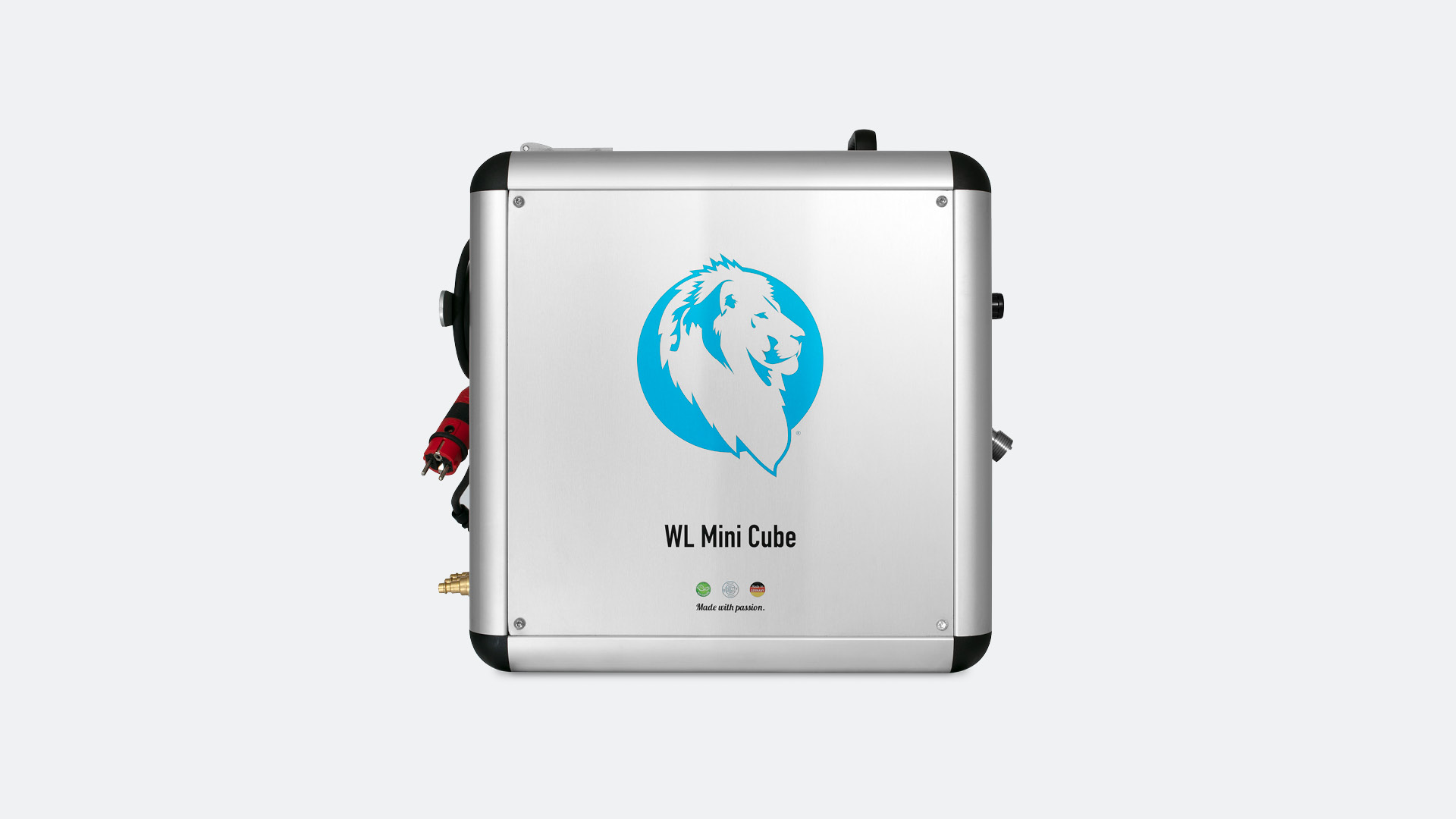 WL Cube Trockeneisstrahlgerät 02